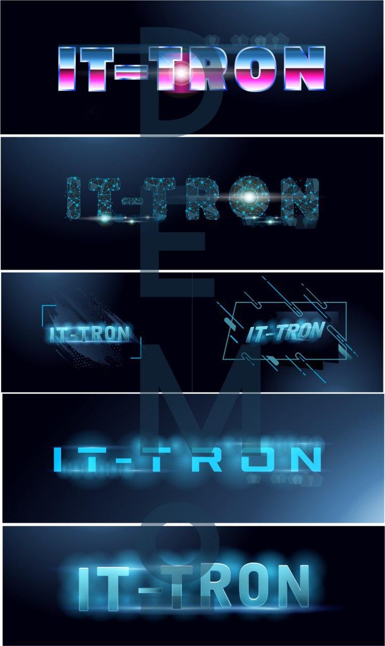 It-Tron Logo