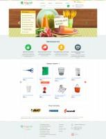 Дизайн Сайта BigPack 2