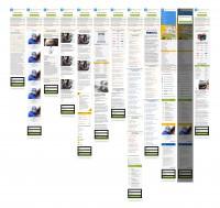 Разработка Мобильной версий для сайта по Ремонту Бытовой Техники
