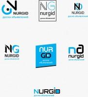 Разработка логотипа Nugrid сайт Доска Обьявлений