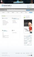 Account.spb.ru внутрение страницы