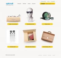 Дизайн Сайта Opticmall