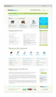 Разработка Дизайн Сайта Forex4you