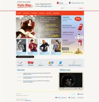 Дизайн Сайта Style-Way