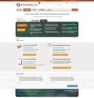 Дизайн Сайта Simplestudies