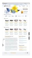 Дизайн сайта VipGlasses