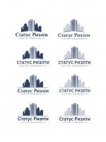 вариация логотипа Статус Риэлти