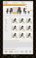 Интернет магазин под ключ Main Fashion
