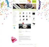 Дизайн сайта www.095shop.ru