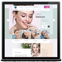 Сайта клиники эстетической медицины Faces-Clinic