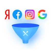[Б24.Облако] Отправка конверсии в Яндекс, Facebook и Google
