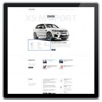 Разработка корпоративного сайта для AVILON
