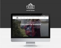 Интернет-магазина одежды для компании Frihet