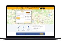 Сайт и личный кабинет службы Taxi-Ritm