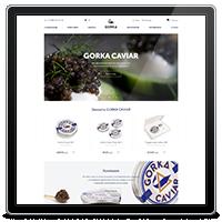 Интернет-магазин икры Gorka Caviar