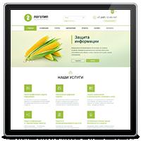 Готовое решения корпоративного сайта для Маркетплейса 1С-Битрикс