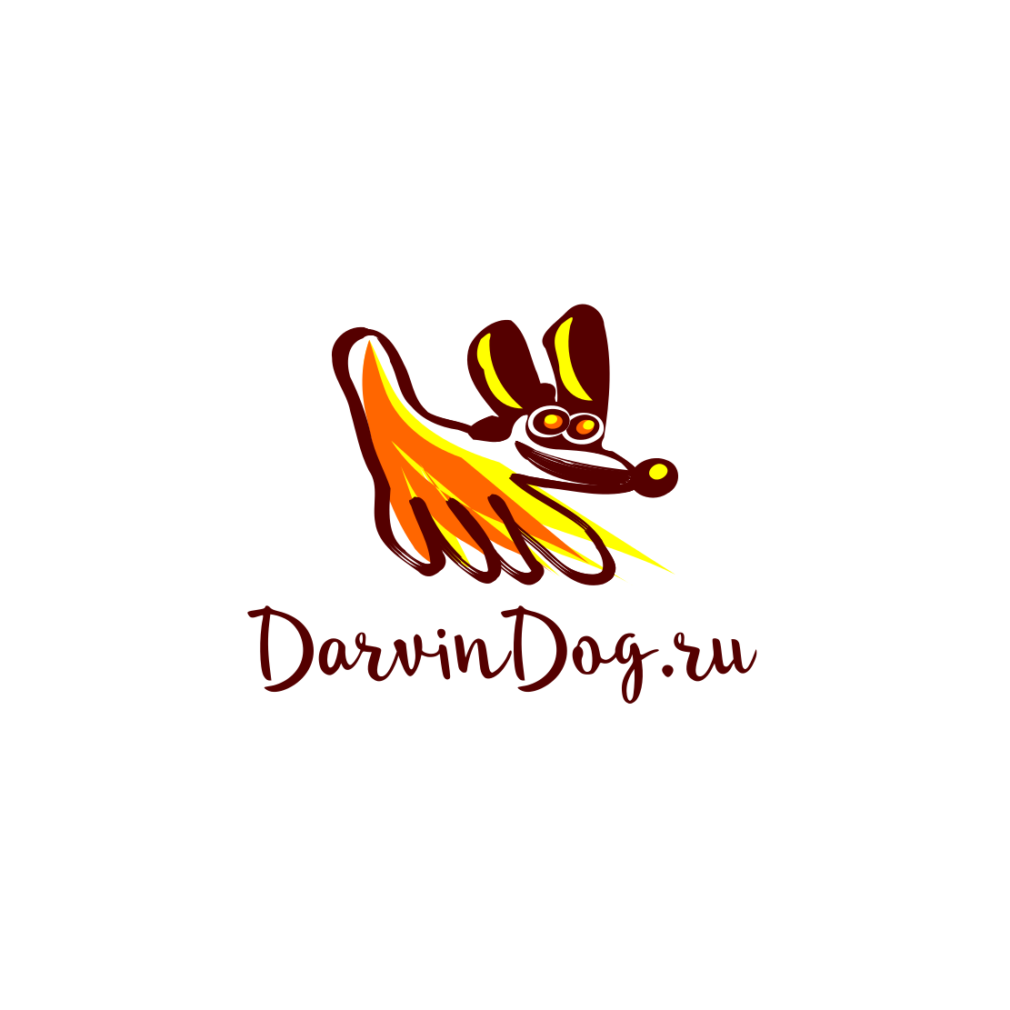 Создать логотип для интернет магазина одежды для собак фото f_787564a15192ef46.png