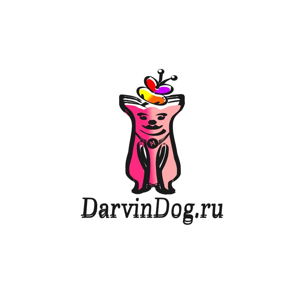 Создать логотип для интернет магазина одежды для собак фото f_999564b63d4921f2.png