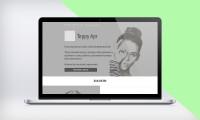 Прототип сайта по вакансиям