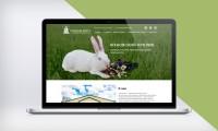 """Дизайн сайта для компании """"Юхнов-Кролл"""" по производству мяса кролика"""