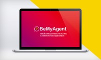 Дизайн презентации проекта BeMyAgent