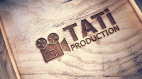 "Логотип ""TATI production"""