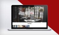 "Дизайн Landing Page ""Вакансии ТерруArt"""