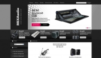 MIXAudio - концертное оборудование