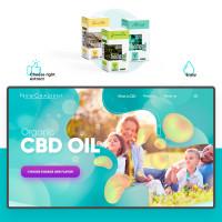 CBD oil, органические масла
