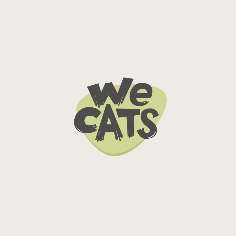 Создание логотипа WeCats фото f_9005f1c3b85a052f.jpg
