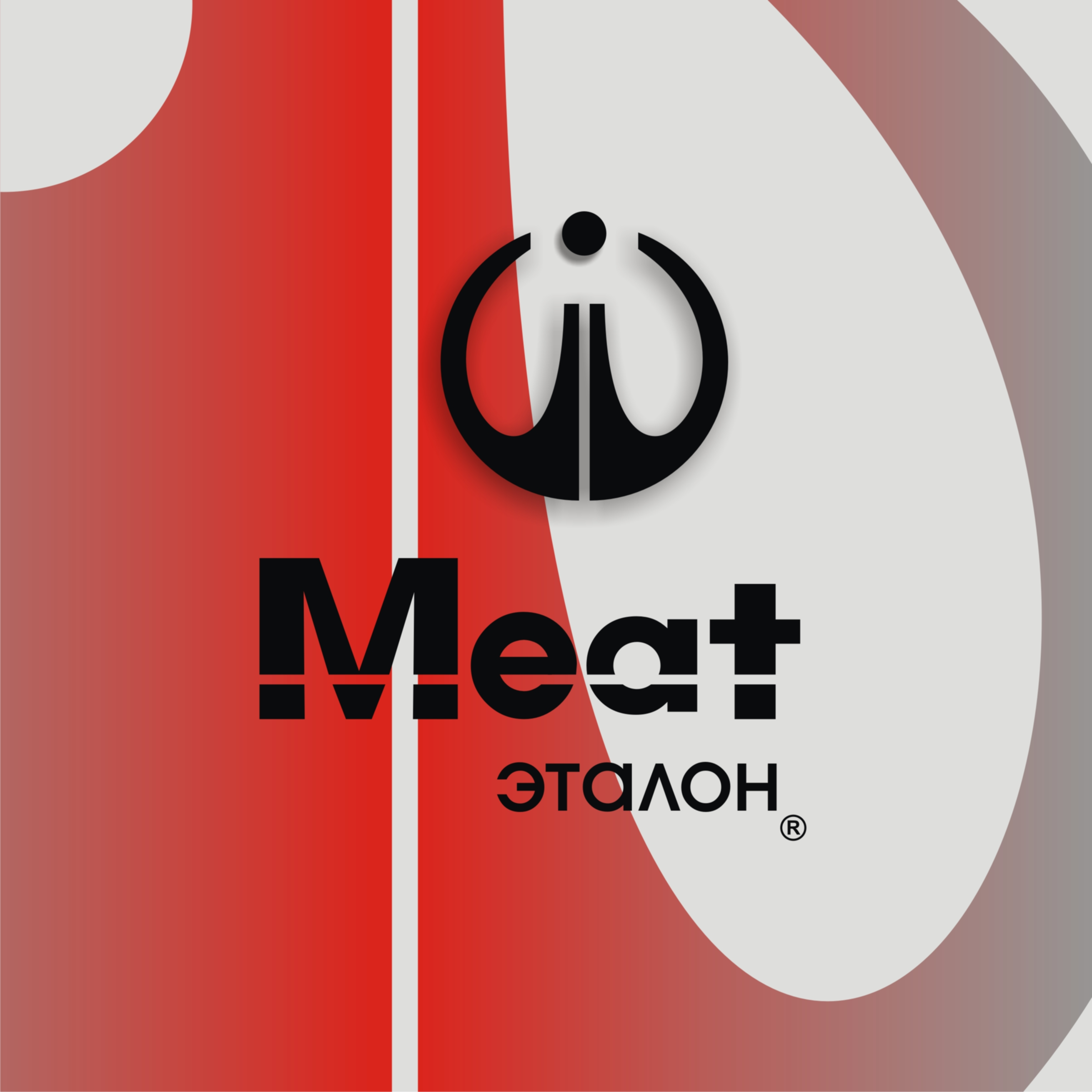 Логотип компании «Meat эталон» фото f_21256f28c82e863d.jpg