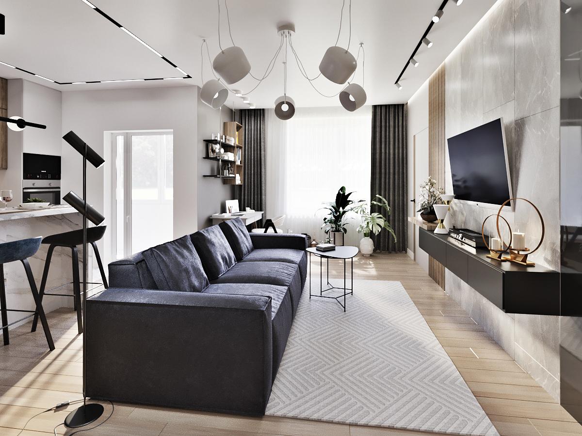 Дизайн и визуализация гостинной комнаты частного дома. фото f_7195f44b69fd1b14.jpg