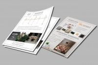 Разработка листовок для компании SARGAS