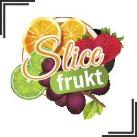 """Разработка логотипа для компаниии по нарезке фруктов и фруктовых букетов """"Slice Frukt"""""""