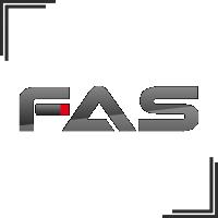 """Разработка логотипа для компании которая занимаеться газовыми системами """"FAS"""""""