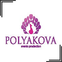 """Разработка логотипа для организатора мероприятий """"Polyakova Event Prodaction"""""""