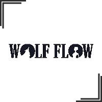 "Разработка логотипа для творческого обещества ""Wolf flow"""