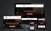 Разработка дизайна и програмирование для ресторана «Шабада»