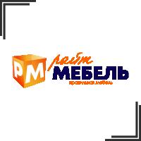 """Разработка логотипа для мебельного магазина """"Райт Мебель"""""""