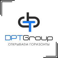 DPTGroup - разработка логотипа и брендбука