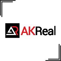 """Разработка нейминга и логотипа для производителя акрилового покрытия для ванн """"AK Real"""""""
