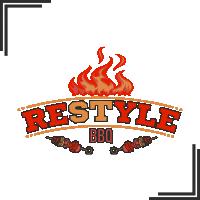 """Разработка логотипа для производителя автоматических мангалов с шампурами """"RESTYLE"""""""