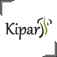 """Разработка логотипа для сети масажных кабинетов """"Kipar"""""""