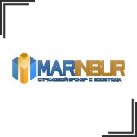 """Разработка логотипа для страхового брокера """"MARINSUR"""""""