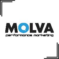 Молва - разработка логотипа для агентства интернет-маркетинга