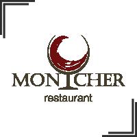 Разработка логотипа для ресторана Mon Cher