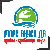 """Разработка логотипа и фирменного стиля для компании """"Море Вкус ДВ"""""""