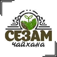 """Разработка логотипа для чайханы """"СЕЗАМ"""""""