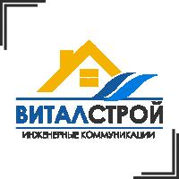 """Разработка логотипа для строительной компании """"Vital строй"""""""