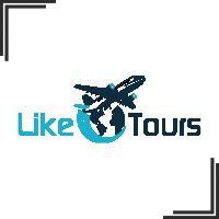 """Разработка логотипа для турестического агенства """"Like Tours"""""""
